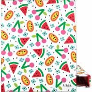 GRAFOPLAS 88141970. Pack 2 carpetas de anillas 25 mm. A4 Elena Corredoira Frutas