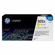 HP 502A - Toner Laser original Nº 502 A Amarillo - Q6472A