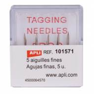APLI 101571. Recambio 5 finas estándar etiquetadora navetes (para 101546)
