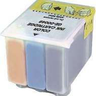 Iberjet ES049C Cartucho de tinta 3 colores, reemplaza a Epson C13S020049