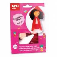 APLI 14628. Kit manualidades Craft Caperucita Roja