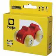 Iberjet B223Y. Cartucho de tinta amarillo, reemplaza a Brother LC223Y