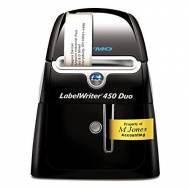 DYMO Impresora de etiquetas  LabelWriter 450 DUO - S0838940