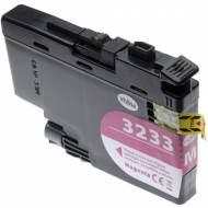 Iberjet BLC3233M Cartucho de tinta magenta, reemplaza a Brother LC3233M