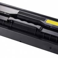Iberjet S504Y. Cartucho de tóner amarillo, reemplaza a Samsung CLTY504S