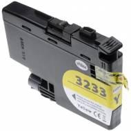 Iberjet BLC3233Y Cartucho de tinta amarillo, reemplaza a Brother LC3233Y
