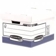 Fellowes 0026101. Contenedor de archivos azul