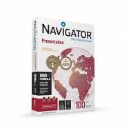 NAVIGATOR NPR1000070. Papel blanco Presentation 100 g. A4, 500 hojas