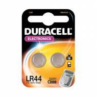 DURACELL S0560080. Pilas alcalinas LR44 - 1,5 V. Blister 2