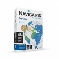 NAVIGATOR NEX0900100. Papel blanco Expression 90 g. A4, 500 hojas