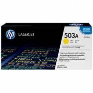 HP 503A - Toner Laser original Nº 503 A Amarillo - Q7582A
