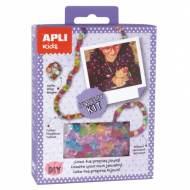 APLI 14710. Mini kit manualidades Joyas Estrella