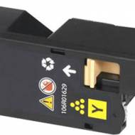 Iberjet X6000Y. Cartucho de tóner amarillo, reemplaza a xerox 106R01629