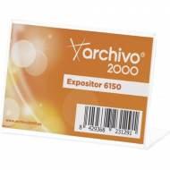 ARCHIVO 2000 Expositor portaprecios - 6150CSTP
