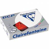 Clairefontaine 1842C. Papel DCP blanco 160 g. Formato A4, 250 hojas
