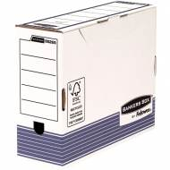 Fellowes 0026501. Caja de archivo definitivo A4 100 mm. azul