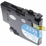 Iberjet BLC3239XLC Cartucho de tinta cian, reemplaza a Brother LC3239XLC