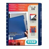 ELBA Pack 10 separadores para carpetas VarioZip - 100420935