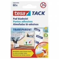 TESA Puntos adhesivo TACK. 60 pastillas - 383540