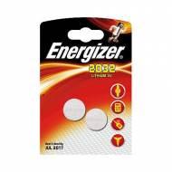 ENERGIZER Pack 2 pilas botón CR2032 - 635803