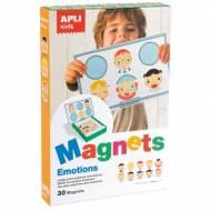 APLI 14803. Juego magnético Emociones