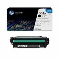 HP 504A - Toner Laser original Nº 504 A Negro - CE250A