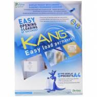 TARIFOLD Pack 5 fundas adhesivas Kang Easy Load, A4 - 94680