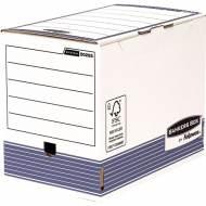 Fellowes 0028501. Caja de archivo definitivo A4 200 mm. azul