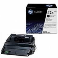HP 42A - Toner Laser original Nº 42 A Negro - Q5942A