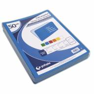 GRAFOPLAS 000174 Pack 50 subcarpetas A4 de 180 gr. Colores
