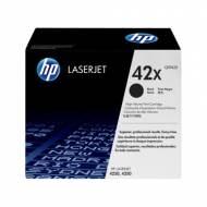 HP 42X - Toner Laser original Nº 42 X Negro - Q5942X