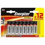 ENERGIZER Pack 8+4 pilas alcalinas Ultra+ LR6 (AA) - 271942