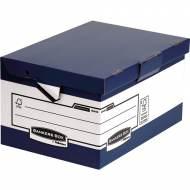 Fellowes 0048901. Maxi contenedor de archivo con asas ergonómicas