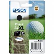 Epson 34XL Cartucho de tinta original negro C13T34714010