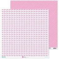 GRAFOPLAS 37019706. Papeles scrapbooking (Círculos) colección Mosaico