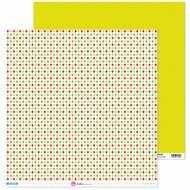 GRAFOPLAS 37019707. Papeles scrapbooking (Rombos) colección Mosaico