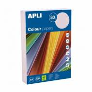 APLI 15288. Papel de 80 gr. A4 color marfil (500 hojas)