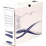 Fellowes 4460202. Pack de 25 Cajas de archivo definitivo A4+ 100 mm.