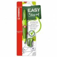 STABILO B-46879-5. Portaminas recargable EASYErgo para diestros color verde. Trazo 3.15 mm.