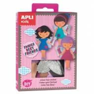 APLI 14714. Mini kit manualidades Hadas Best Friends