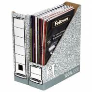 Fellowes 0186004. Revistero A4 gris