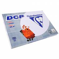 Clairefontaine 1858C. Papel DCP blanco 250 g. Formato A3, 125 hojas
