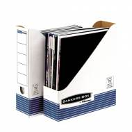 Fellowes 0026310. Pack de 6 Revisteros azules