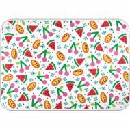 GRAFOPLAS 09251970. Pack 2 vades PVC Elena Corredoira Frutas