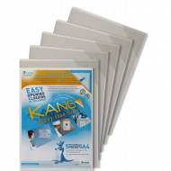 TARIFOLD Pack 5 fundas magnéticas Kang Easy Load, A4 - 194690