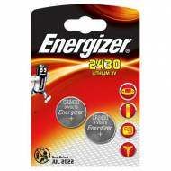 ENERGIZER Pack 2 pilas CR2430 - 637991