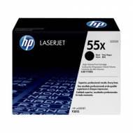 HP 55X - Toner Laser original Nº 55 X Negro - CE255X