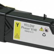 Iberjet X6128YC Cartucho de tóner amarillo, reemplaza a XEROX 106R01454