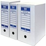 Unipapel 096580. Caja de archivo definitivo Definiclas formato folio prolongado
