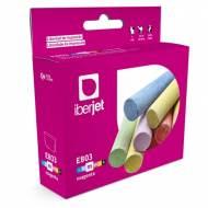 Iberjet E803. Cartucho de tinta compatible, reemplaza a Epson C13T08034020